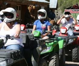 Have Amazing Outdoor Fun on ATVs with Your Family