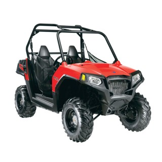 Polaris RZR 570 Side by Side ATV Review