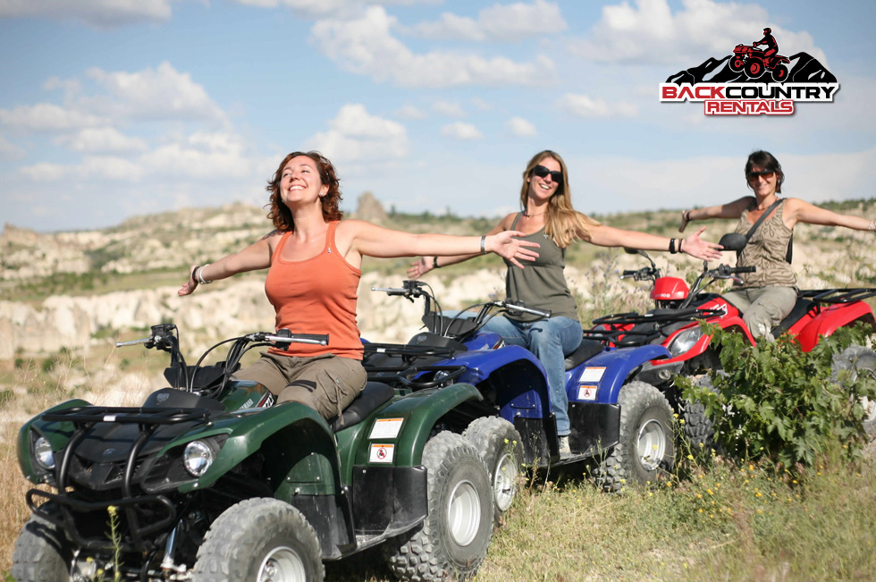 Why renting ATVs is Awesome