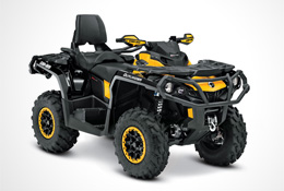 The Top Five ATVs of All Time