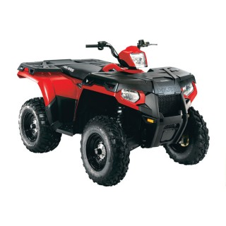 Polaris Sportsman 400 HO ATV Review