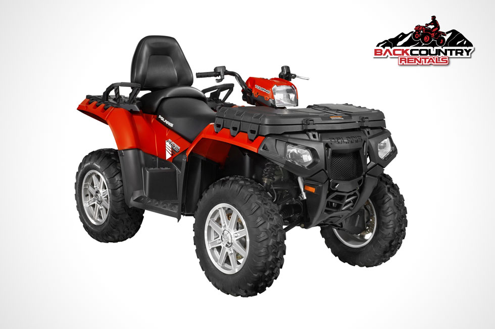 Polaris Sportsman 400 HO 2UP Backcountry Rentals