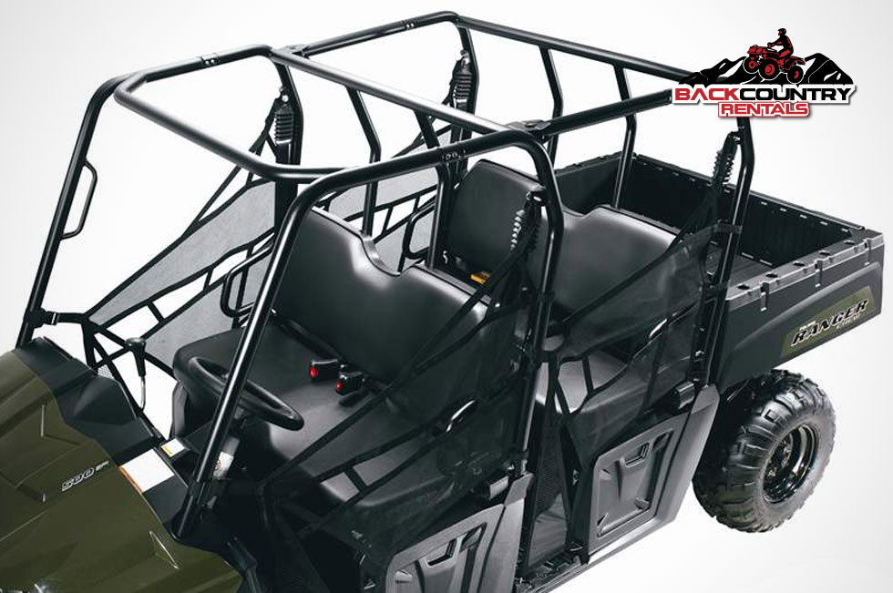 Polaris Ranger Crew 500 Rental